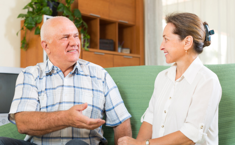 Care homes the right choice for your elderly loved one