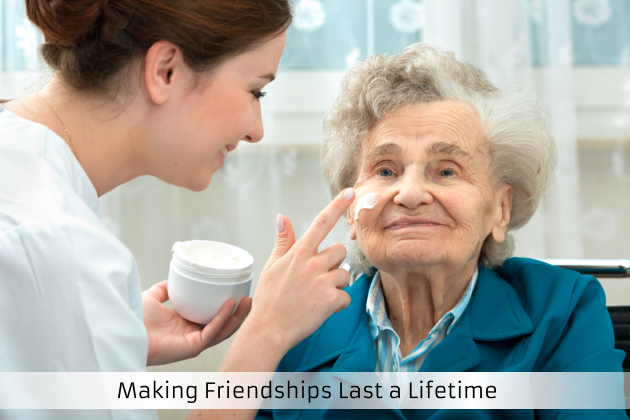 Making Friendships Last a Lifetime