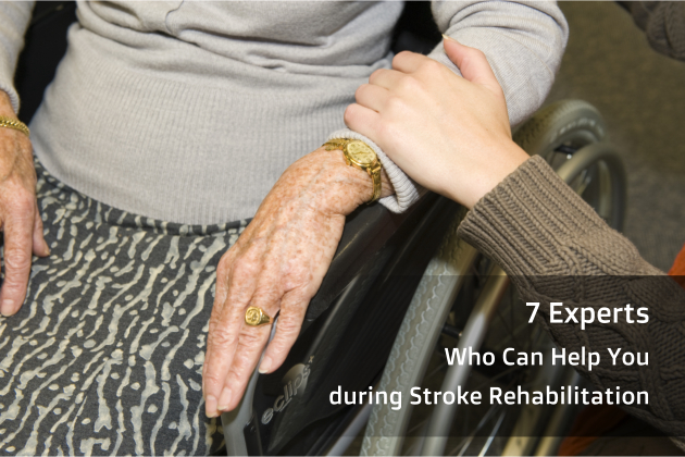 Experts Who Can Help You during Stroke Rehabilitation