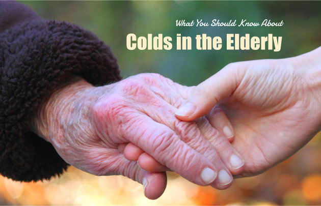 What You Should Know About Colds in the Elderly